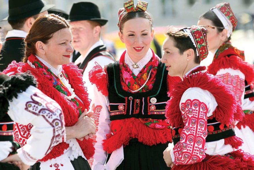 Folk group from Koprivnica