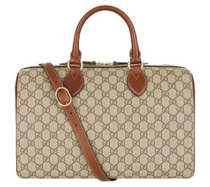 Gucci Linea A Large Top Handle Bag