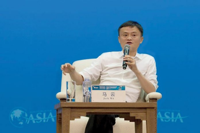 Jack Ma wants Alibaba to double its GMV to $1 trillion by 2020