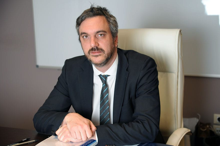 Marko Čadež President of the Serbian Chamber of Commerce