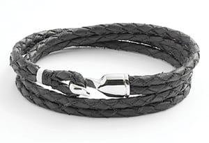 Miansai Leather Wrap Bracelet