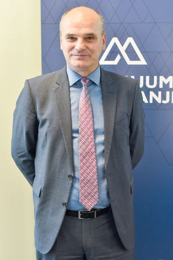 PERO MIJAKIĆ CEO AT MILENIJUM OSIGURANJE (INSURANCE)