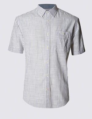 Pure Cotton Light Weight Shirt