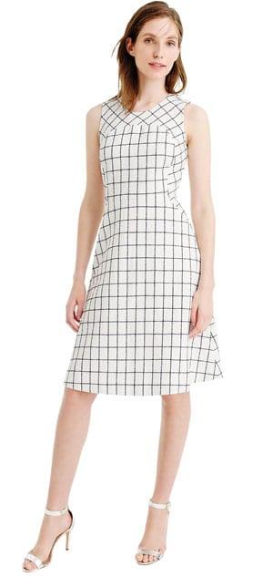 Sleeveless A-Dress