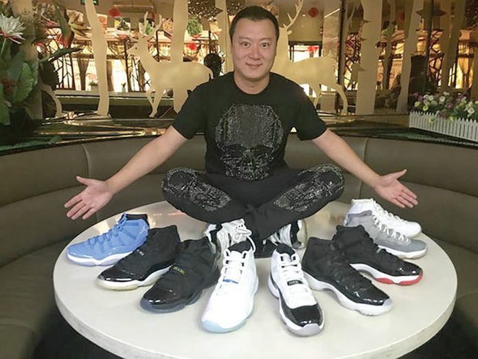 The Man With 400 Pairs of Shoes