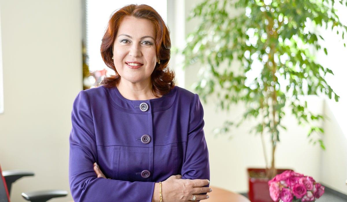Yana Mikhailova, President of the Foreign Investors Council and Nestlé Adriatic Regional Director