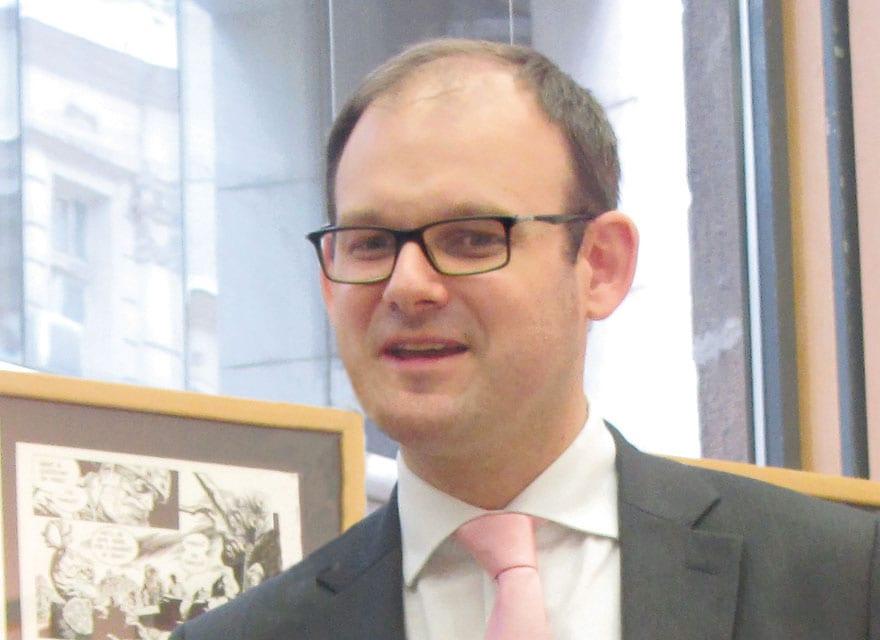 Žan-Batist Kizen, direktor Francuskog instituta u Srbiji