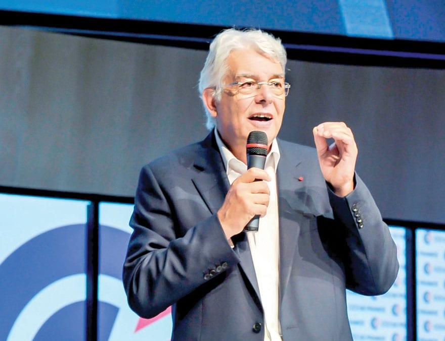 Andre Markon, Predsednik Unije privrednih komora Francuske