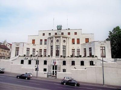 Francuska ambasada u Beogradu danas