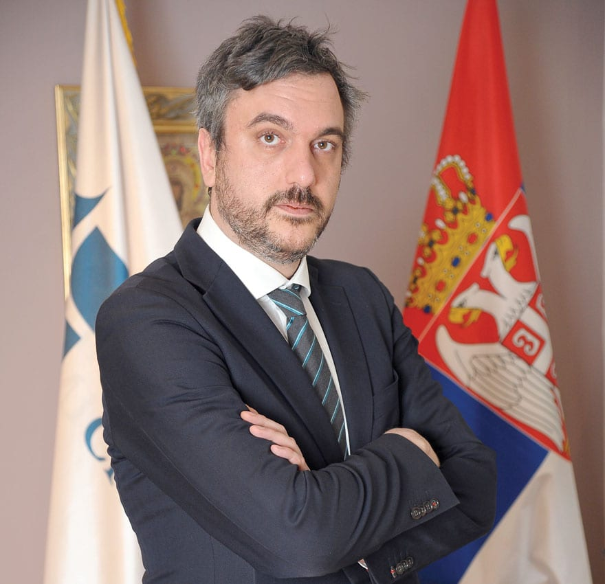 Marko Čadež Predsednik PKS