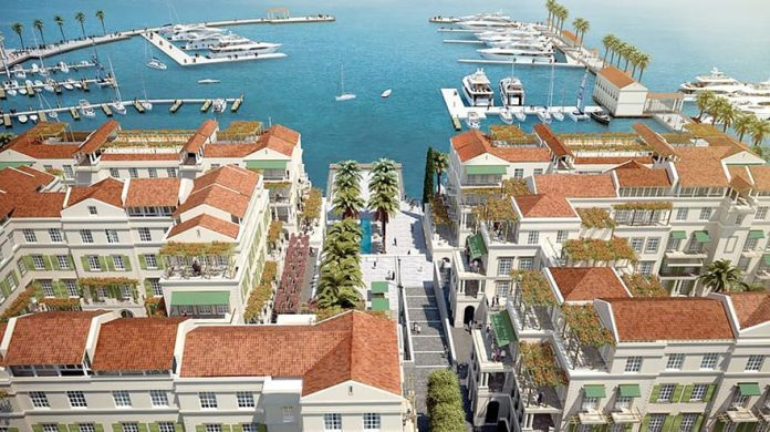 Montenegro - Sale of Portonovi Resort Properties Launched
