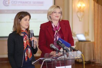 Radni rucak sa guvernerkom JorgovankomTabakovic