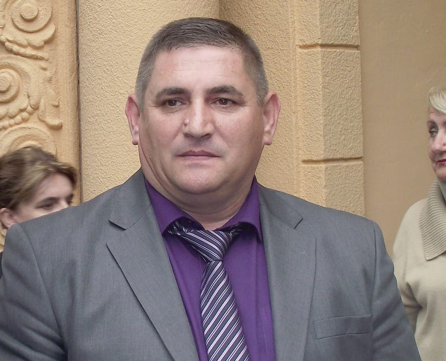 Slađan Mančić, Predsednik opštine Ruma