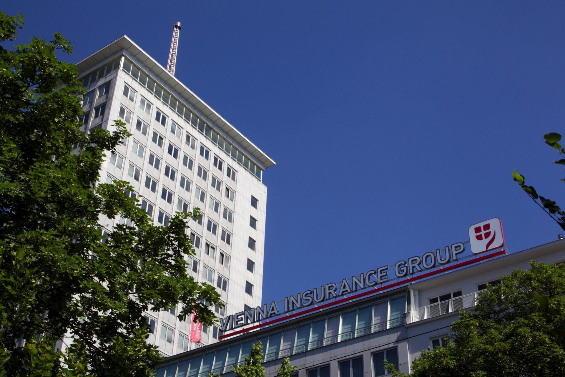 Wien, Wiener Städtische Versicherung, Ringturm