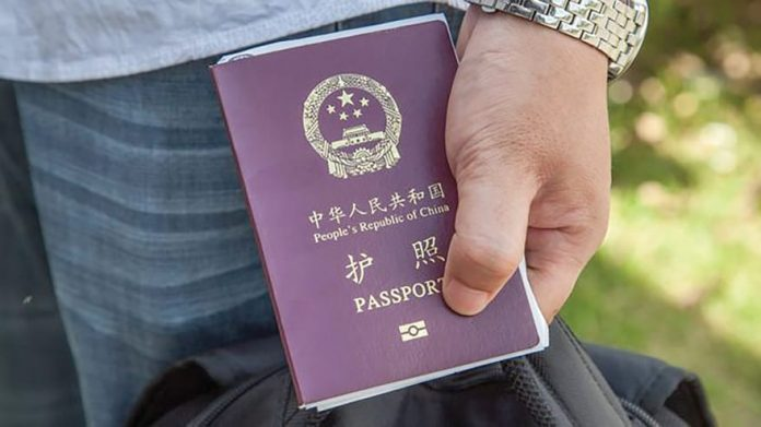 Chinese Tourist Ends Up In German Refugee Home