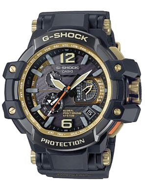 G-SHOCK Black Resin Watch