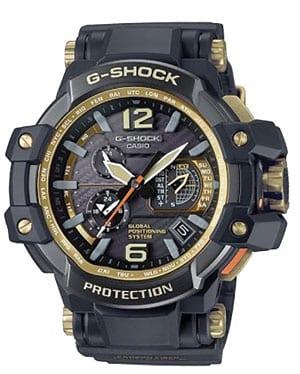 G-SHOCK Black Resin Watch