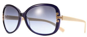 Oversized T-Hinge Sunglasses