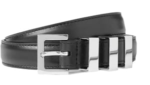 Saint Laurent Skinny Belt