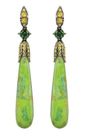 Annoushka White Gold Nevada Earrings