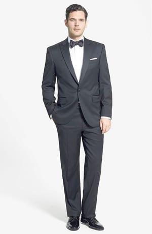 David Donahue Classic Wool Tuxedo