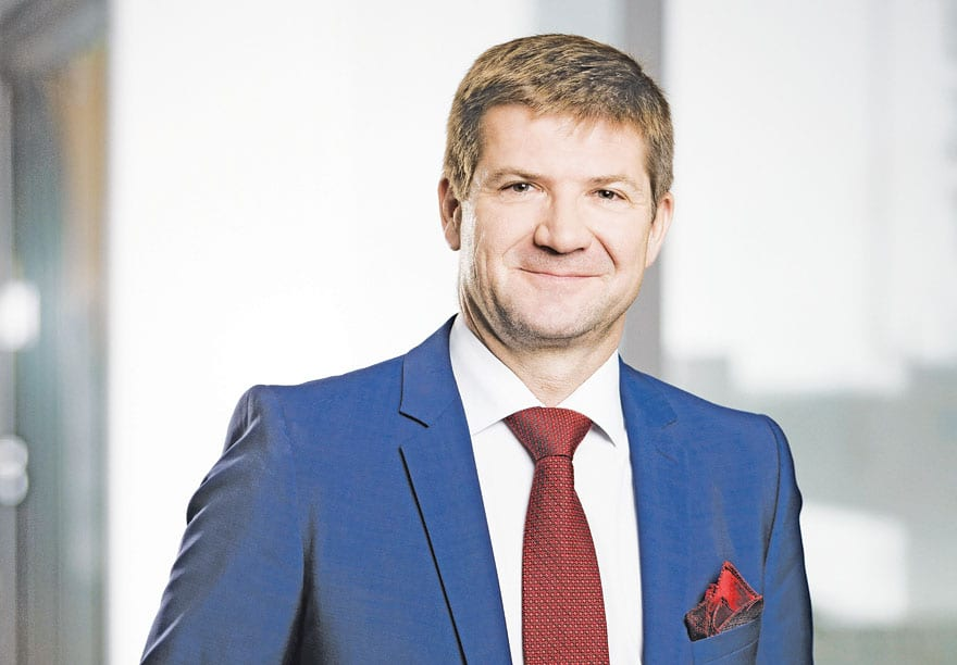 Dejan Turk, CEO Of Vip mobile