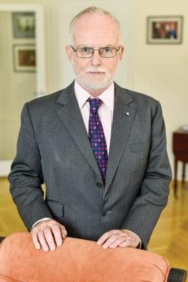 H.E. Denis Keefe