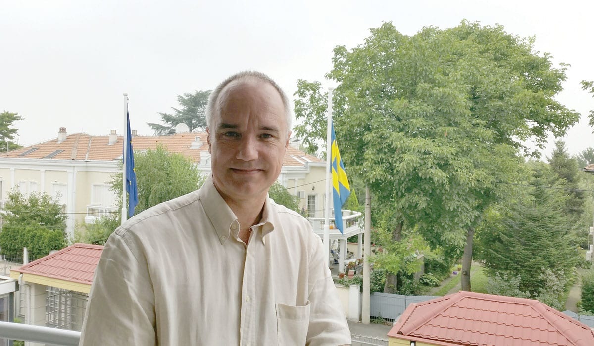 H.E. Jan Lundin