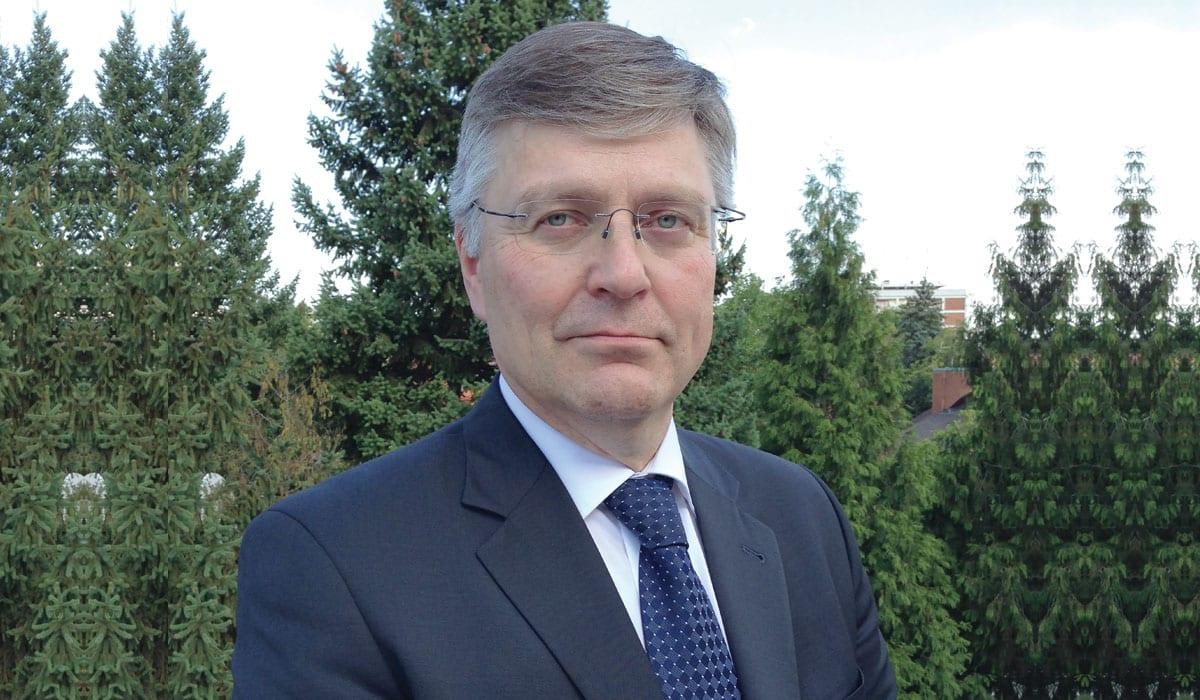 H.E. Pertti Juhani Ikonen, Ambassador of Finland