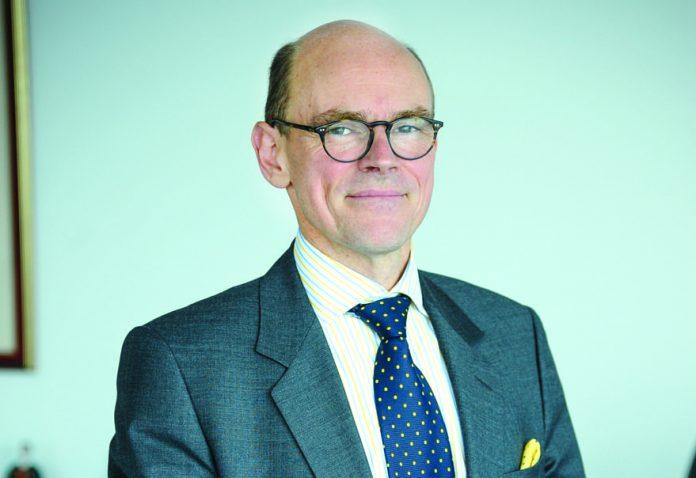 Arne Sannes Bjornstad, Ambassador of Norway