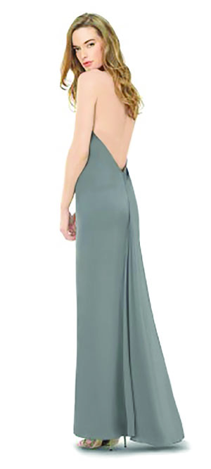 Stretch Silk Dress