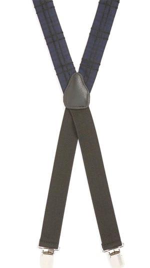 The Jack' Plaid Suspenders
