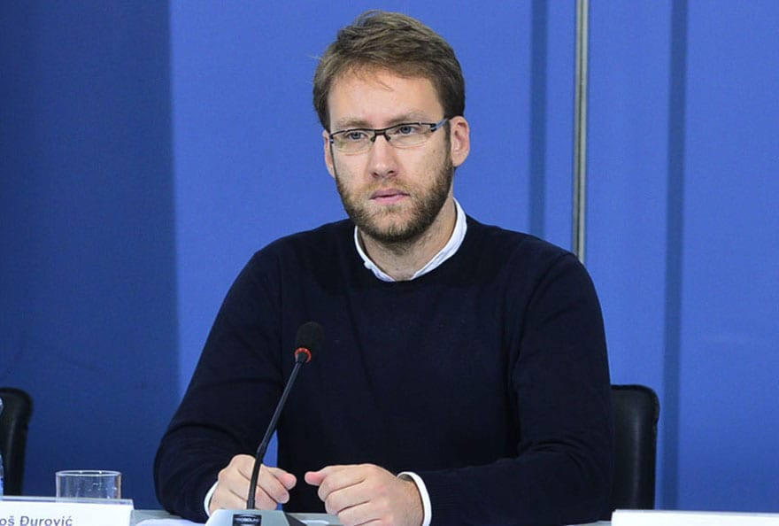 Radoš Đurović, Executive Director, Asylum Protection Center (APC)