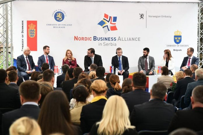 Nordic Innovative Business In Serbia 2016