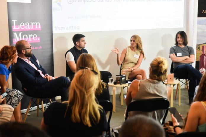 SMART Trio Held at the StartIt Centre Belgrade 2016