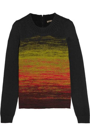 Bottega Veneta Degrade Wool Sweater