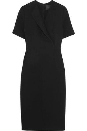 Dion Lee Wool-Crepe Dress