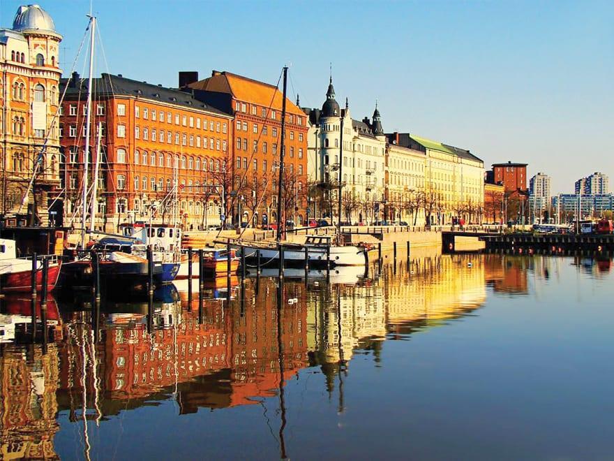 Nordic Countries Helsinki