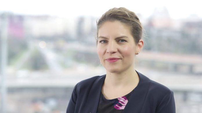 Ksenija Purković, Country Director at AstraZeneca, Serbia