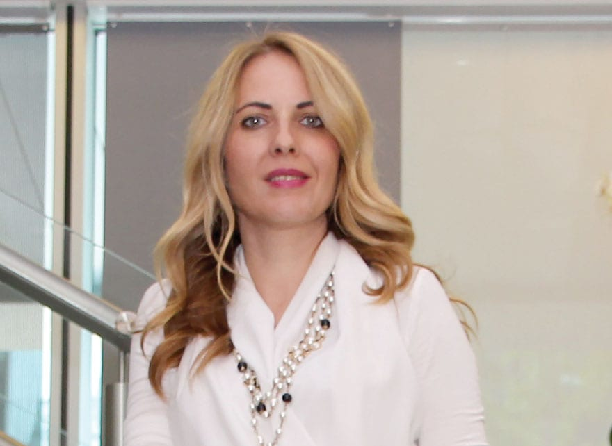 Jasmina Vignjević, Chairperson of The Nordic Business Alliance