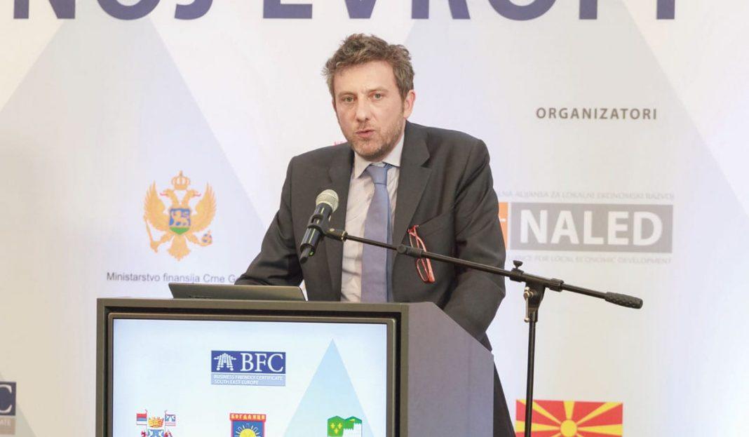 Christophe Di Marco, Fund Manager at Deutsche Gesellschaft für Internationale Zusammenarbeit (GIZ) GmbH