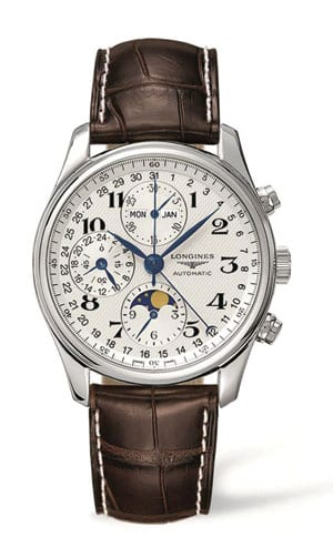 Longines Master Collection Moon Watch