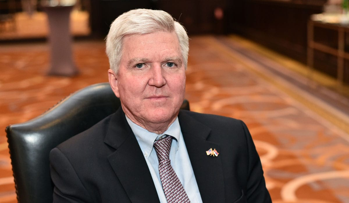 Kyle Scott U.S. Ambassador to Serbia