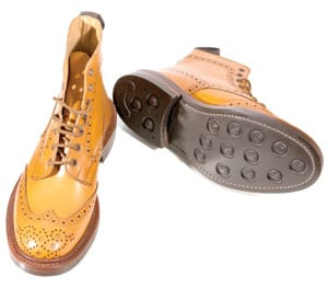 Tricker's Stow Acorn Country Boots
