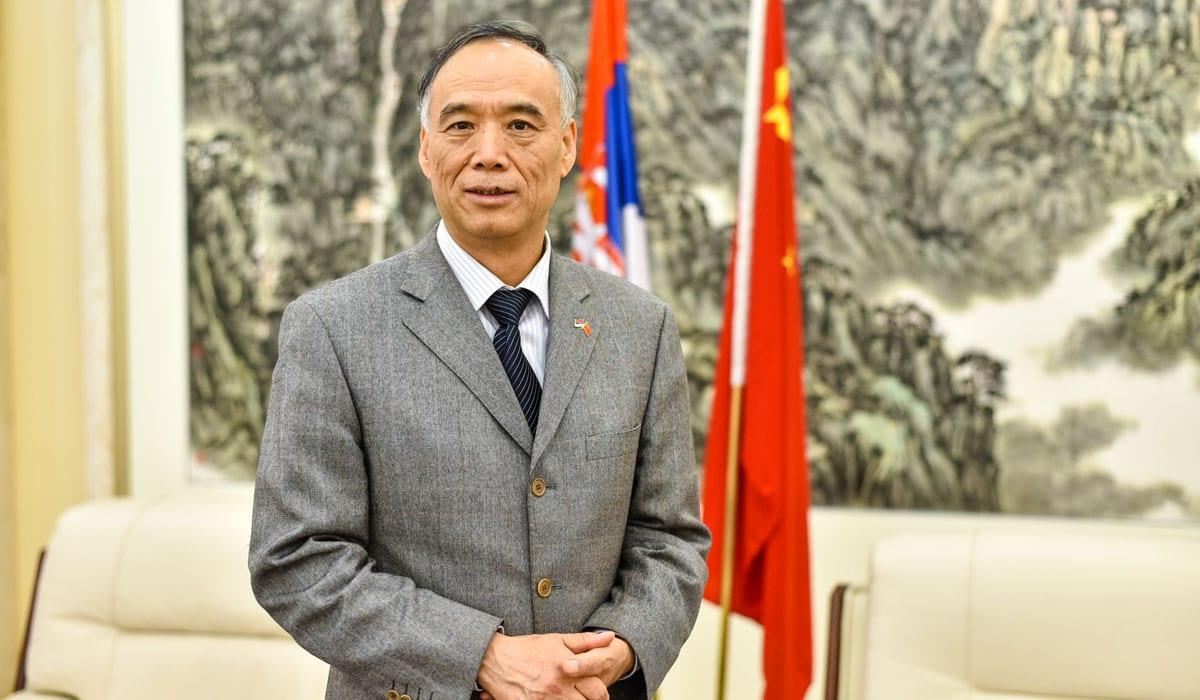 H.E. Li Manchang, Ambassador of the People's Republic of China to Serbia