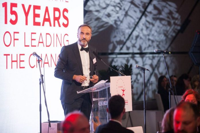 AmCham Celebrates 15 Years in Business 2016
