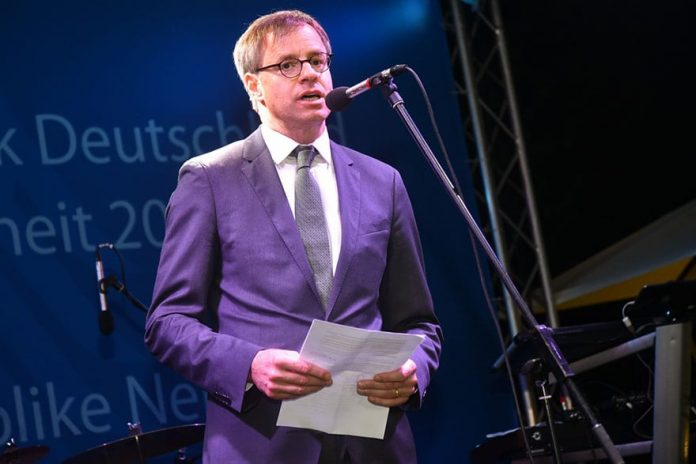 Day of German Unity Celebrated 2016