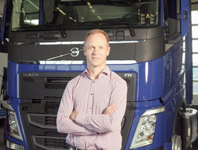 Johannes Kjellgren, General Manager of Volvo Trucks For The Adriatic South Region