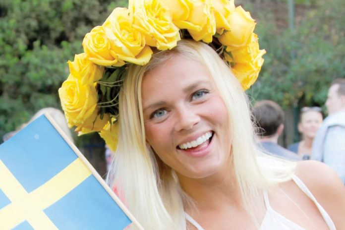 Sweden Free And Open Society