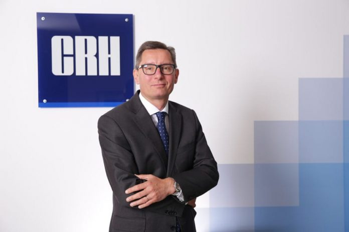 Frederic Aubet, General Manager of CRH Serbia